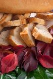 Italian Sfilatino Bread Stock Image
