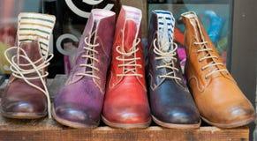 Italian shoes Royalty Free Stock Photo