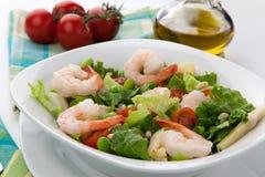 Italian Shrimp Salad Royalty Free Stock Photo