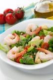 Italian Shrimp Salad Stock Image