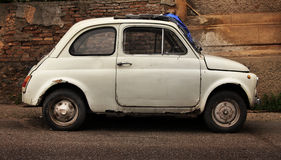 Italian sixties car Stock Photos