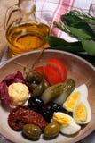 Italian snack Stock Photography