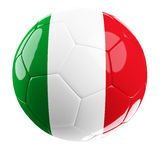 Italian soccer ball Stock Images