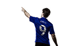 Italian soccer player Stock Image