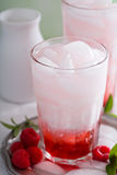 Italian soda drink Royalty Free Stock Photography