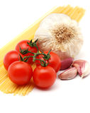 Italian spaghetti Royalty Free Stock Photos
