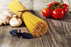 Italian spaghetti Stock Photography