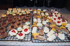 Italian Spritz butter cookies Stock Photo