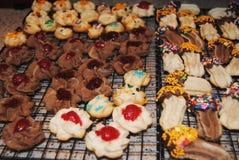 Italian Spritz butter cookies Stock Photography