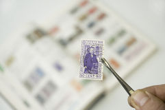 Italian stamp Royalty Free Stock Images