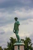 Italian Statues Stock Photo