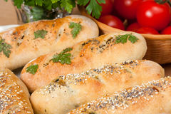 Italian Stromboli Royalty Free Stock Photos
