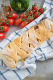 Italian Stromboli Bread Stock Photography