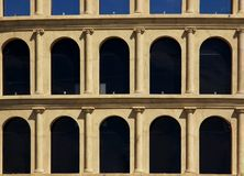 Italian Style Architecture Royalty Free Stock Images