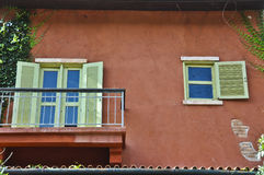 Italian style building. Stock Photography
