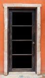 Italian style door Stock Images