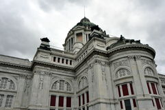 Italian style palace Stock Images