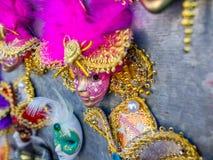 Italian style's mask Royalty Free Stock Image