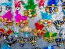 Italian style's mask Royalty Free Stock Photo