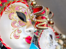 Italian style's mask Stock Photo