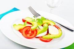 Italian style salad Royalty Free Stock Image
