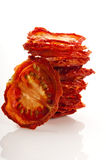 Italian sun dried tomatoes Stock Photo