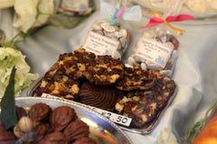 Italian sweets Royalty Free Stock Image
