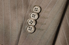 Italian tailored suit Stock Photo