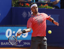 Italian tennis player Fabio Fognini Stock Images