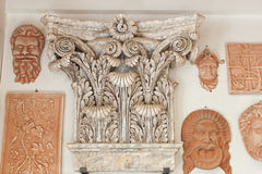 Italian, terracotta craft Bolognese Royalty Free Stock Photography