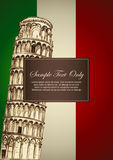 Italian Theme Stock Image