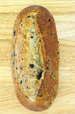 Italian three olive loaf Stock Photography