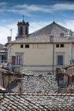 Italian tiles Stock Photography