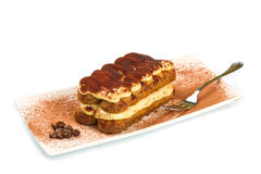Italian Tiramisu Stock Photography