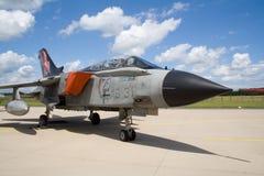 Italian Tornado jetplane Stock Photo