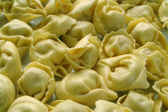 Italian tortellini Royalty Free Stock Photos