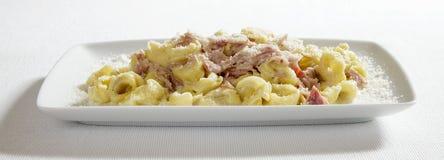 Italian tortellini Stock Image