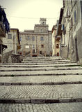 Italian town Royalty Free Stock Photography