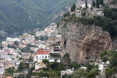 Positano, the Amalfi Coast, Italy Stock Image