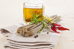 Italian traditional food. Royalty Free Stock Photography