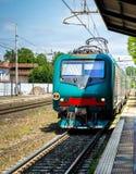 Italian Train Stock Images