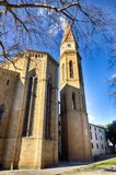Arezzo, medieval town in Tuscany, Italy Stock Image