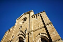 Arezzo, medieval town in Tuscany, Italy Royalty Free Stock Photography