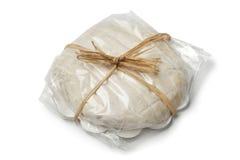 Italian Tuma dla Paja cheese Royalty Free Stock Photos