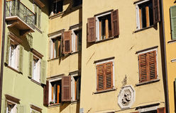 Italian urban scene Royalty Free Stock Images
