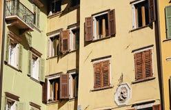 Italian urban scene Royalty Free Stock Images