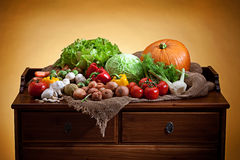 Italian vegetables Stock Photos