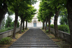 Italian villa Royalty Free Stock Photos