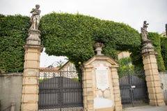 Italian villa Royalty Free Stock Photo