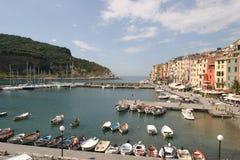 Italian Village. An Italian village on the west coast of Italy Stock Photos